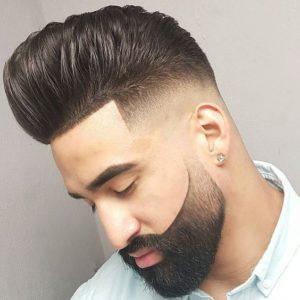 corte de pelo hombres degradado