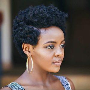 cortes de pelo corto pelo afro