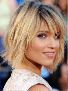 cortes de pelo corto a capas