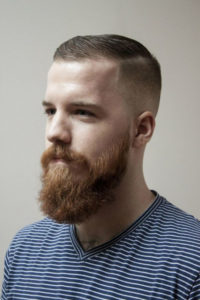 corte de pelo corto para hombres