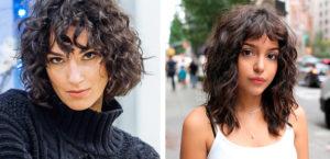cortes de pelo para mujeres pelo rizo
