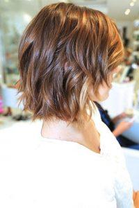 cortes de pelo a capas pelo corto