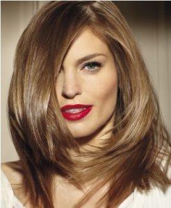 cortes de pelo a capas pelo largo