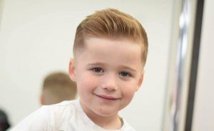 cortes de pelo para niños modernos