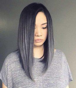 Cortes de pelo long bob largo
