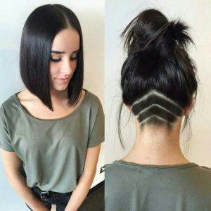 Corte de pelo bob a