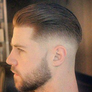 corte de pelo de hombre paso a paso