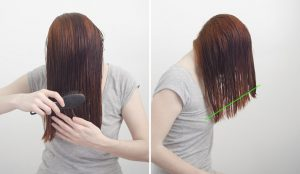 corte de pelo en capas paso a paso