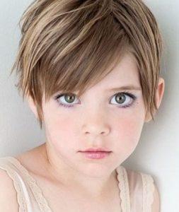 cortes de pelo para niñas con pelo corto