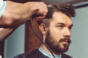 corte hipster corte de pelo de hombre