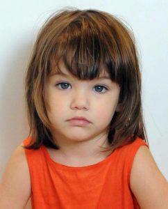 cortes de pelo media melena para niñas 2017