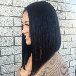 cortes de pelo bob largo