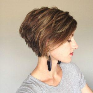 Nucas en pelo corto