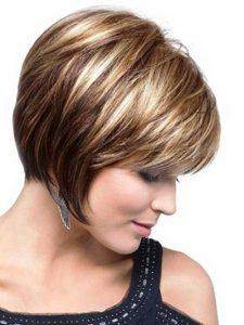 Cortes de cabello dama semi cortos
