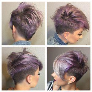 Imagenes de cortes de pelo con rapado