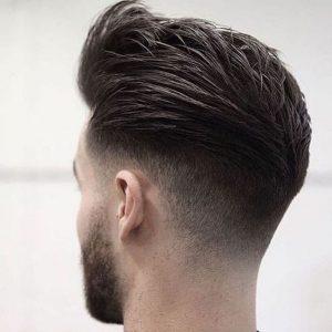 Corte de cabello para hombre la base