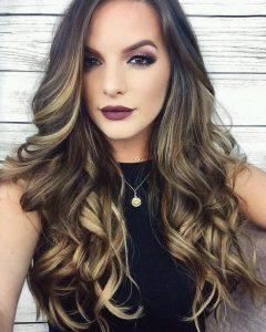 cortes de pelo de mujer pelo ondulado