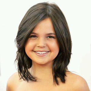 cortes de pelo en capas para niñas