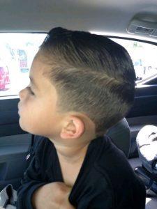 cortes de pelo escolar para niños