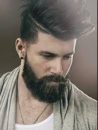 Cortes de cabello chino y barba
