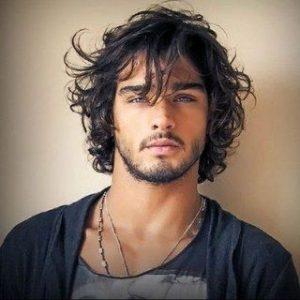 Cortes De Pelo Para Hombres 2018 Fotos Con Ideas Originales - Peinado-hombre-largo