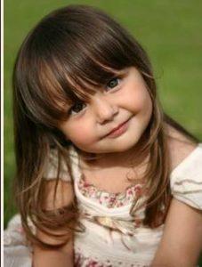 cortes de pelo niñas con cara cuadrada