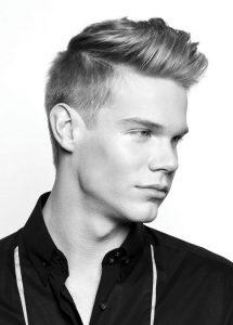 cortes de pelo para hombres con tupé