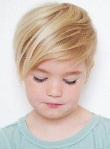 Cortes para cabello corto ninas
