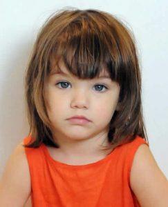 cortes de pelo para niñas en capas