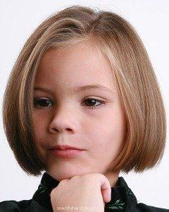 cortes de pelo para niñas actuales