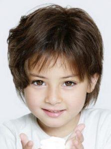 cortes de pelo para niñas aismetricos