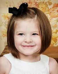 Corte de cabello como nina bonita