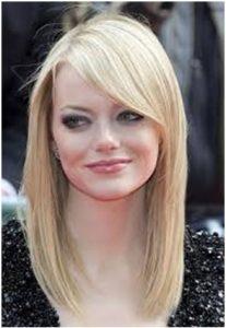 flequillo largo cortes de pelo
