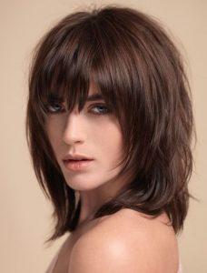 cortes de pelo verano media melena